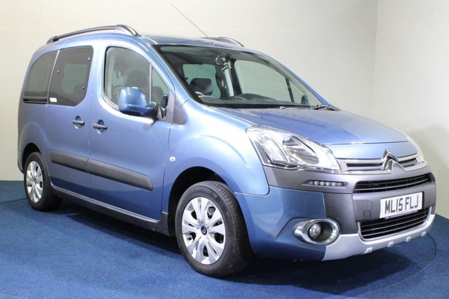 USED 2015 15 CITROEN BERLINGO MULTISPACE 1.6 HDI XTR 5d 112 BHP