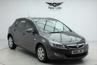 USED 2010 10 VAUXHALL ASTRA 1.6 EXCLUSIV 5d AUTO 113 BHP
