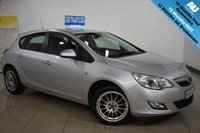 2010 VAUXHALL ASTRA 1.4 EXCLUSIV 5d 98 BHP £2695.00