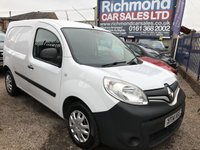 USED 2014 14 RENAULT KANGOO 1.5 ML19 ENERGY DCI 1d 75 BHP LONG MOT, REAR PARKING SENSORS, BLUETOOTH WITH USB