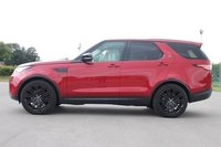 2017 LAND ROVER DISCOVERY 2.0 SD4 HSE LUXURY 5d AUTO 237 BHP £40000.00