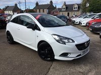 2015 VAUXHALL CORSA 1.2 LIMITED EDITION 3d 69 BHP £6000.00