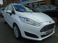 USED 2016 66 FORD FIESTA 1.2 STYLE 3d 59 BHP ULEZ EXEMPT