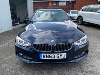 USED 2014 63 BMW 4 SERIES 2.0 420d Luxury 2dr FULL BMW SERVICE HISTORY