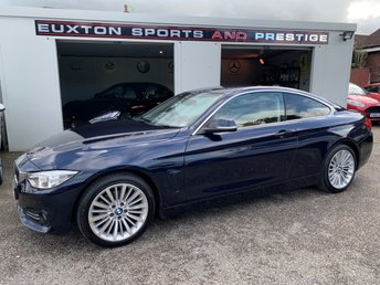 2014 BMW 4 SERIES 2.0 420d Luxury 2dr £12995.00