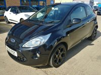 USED 2012 12 FORD KA 1.2 METAL 3d 69 BHP