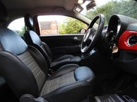 USED 2009 59 FIAT 500 1.2 SPORT 3d 69 BHP ONLY 40K LEATHER A/C VGC