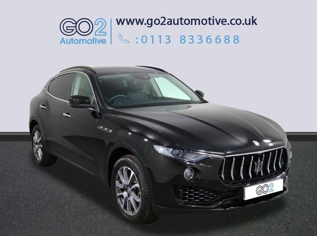 View our MASERATI LEVANTE