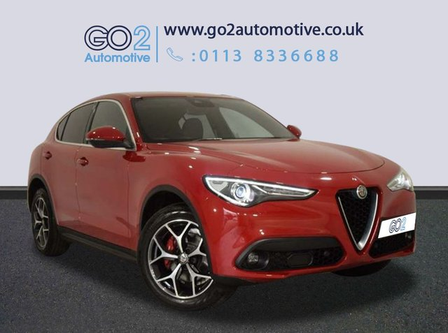 View our ALFA ROMEO STELVIO