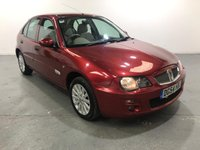 USED 2004 54 ROVER 25 1.4 SEI 16V 5d 84 BHP ONLY 1 ELDERLY OWNER FROM NEW