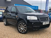 2008 LAND ROVER FREELANDER 2.2 TD4 HST 5d AUTOMATIC £SOLD