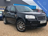 USED 2008 08 LAND ROVER FREELANDER 2.2 TD4 HST 5d AUTOMATIC Stunning HST Model - FSH Managing Directors Personal Car