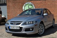 USED 2006 06 MAZDA 6 2.3 MPS 4d 254 BHP WE OFFER FINANCE ON THIS CAR