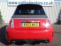USED 2013 13 ABARTH 595 1.4 TURISMO 3d 160 BHP