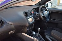USED 2014 63 ALFA ROMEO MITO 0.9 TWINAIR SPORTIVA 3d 105 BHP WE OFFER FINANCE ON THIS CAR