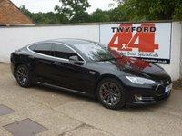 2016 TESLA MODEL S 90D AUTO 4WD LONG RANGE £48995.00
