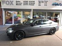 2013 BMW 3 SERIES 2.0 328I M SPORT 4d AUTO 242 BHP £13975.00