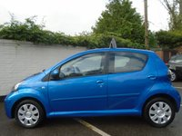 USED 2009 09 TOYOTA AYGO 1.0 BLUE VVT-I 5d 67 BHP GUARANTEED TO BEAT ANY 'WE BUY ANY CAR' VALUATION ON YOUR PART EXCHANGE