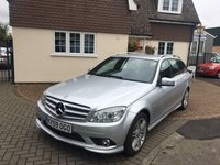 USED 2010 59 MERCEDES-BENZ C CLASS 1.6 C180 KOMPRESSOR BLUEEFFICIENCY SPORT 5d AUTO 156 BHP