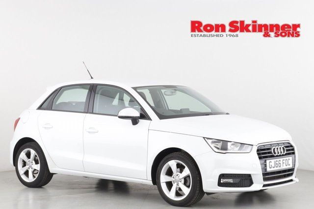 View our 2016 66 AUDI A1 1.0 SPORTBACK TFSI SPORT 5d 93 BHP