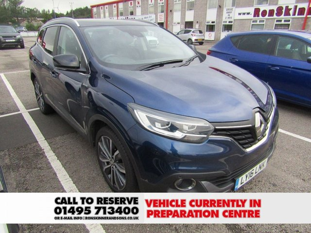RENAULT KADJAR at Ron Skinner and Sons