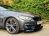USED 2016 16 BMW 4 SERIES 2.0 420d M Sport Gran Coupe (s/s) 5dr PERFORMANCE KIT 19S HK 1OWNER
