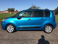 USED 2012 12 CITROEN C3 PICASSO 1.6 HDi 8v Exclusive 5dr £30 Tax ! F/S/H ! 2 Owners !