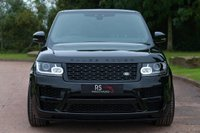 USED 2017 66 LAND ROVER RANGE ROVER 3.0 TD V6 Vogue SE Auto 4WD (s/s) 5dr NAV+CAMERA+PAN ROOF+SVO KIT+TV