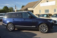 USED 2015 15 LAND ROVER RANGE ROVER 4.4 SD V8 Vogue Auto 4WD 5dr ONE OWNER *CONTRAST GLASS ROOF
