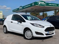 USED 2014 14 FORD FIESTA 1.6 ECONETIC TDCI 1d 94 BHP Direct From EON, Air Con, Parking Censors, Finance Arranged.