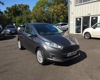 USED 2016 66 FORD FIESTA 1.25 ZETEC 3dr THIS VEHICLE IS AT SITE 1 - TO VIEW CALL US ON 01903 892224