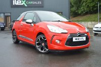 2012 CITROEN DS3 1.6 E-HDI AIRDREAM DSPORT PLUS 3d 111 BHP £5750.00