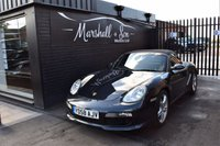 USED 2008 58 PORSCHE BOXSTER 2.7 24V SPORT EDITION 2d 242 BHP STUNNING LOW MILE EXAMPLE - RARE SPORT EDITION - LEATHER - HEATED SEATS - PASM