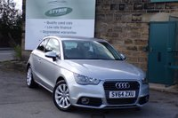 USED 2014 64 AUDI A1 1.6 TDI SPORT 3d 103 BHP One Former Owner Full Audi Service History