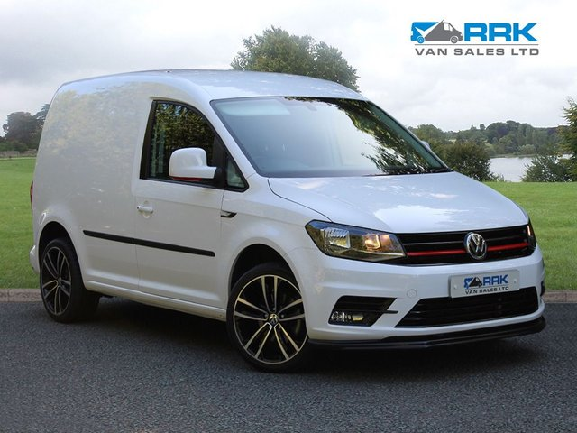 2018 68 VOLKSWAGEN CADDY 2.0 C20 TDI HIGHLINE 1d 101 BHP