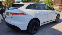 USED 2016 66 JAGUAR F-PACE 2.0 R-SPORT AWD 5d AUTO 178 BHP