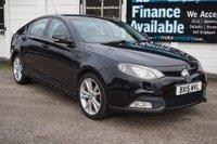 2015 MG 6 1.8 TSE GT DTI 5d 150 BHP £5490.00