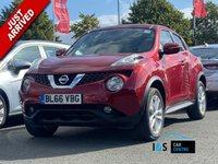 USED 2016 66 NISSAN JUKE 1.5 N-CONNECTA DCI 5d 110 BHP