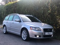 USED 2012 12 VOLVO V50 2.0 SE LUX EDITION 5d 145 BHP