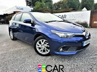 USED 2016 65 TOYOTA AURIS 1.8 VVT-I BUSINESS EDITION 5d AUTO 99 BHP 1 OWNER + FULL TOYOTA HISTORY