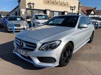 2014 MERCEDES-BENZ C CLASS 2.1 C250 BLUETEC AMG LINE 4d AUTO 204 BHP £14995.00