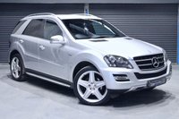 USED 2010 MERCEDES-BENZ M CLASS ML350 CDI BLUEEFFICIENCY GRAND EDITION 5d AUTO 231 BHP