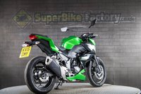 USED 2015 15 KAWASAKI Z300 ABS ALL TYPES OF CREDIT ACCEPTED. GOOD & BAD CREDIT ACCEPTED, OVER 700+ BIKES IN STOCK