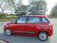 USED 2014 64 FIAT 500L 1.4 POP STAR 5d 95 BHP