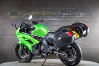 USED 2012 62 KAWASAKI ER-6F ALL TYPES OF CREDIT ACCEPTED. GOOD & BAD CREDIT ACCEPTED, OVER 700+ BIKES IN STOCK