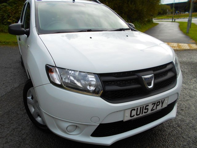 2015 15 DACIA LOGAN MCV 1.5 AMBIANCE DCI 5d 90 BHP ** ONE OWNER FROM NEW, YES ONLY 51K,  DIESEL, £0=ZERO ROAD TAX , SERVICE HISTORY, 2 KEYS , FANTASTIC VALUE **