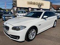 2015 BMW 5 SERIES 3.0 530D AC TOURING 5d AUTO 255 BHP £11995.00