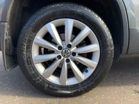 USED 2014 14 VOLKSWAGEN TIGUAN 2.0 MATCH TDI BLUEMOTION TECH 4MOTION DSG 5d AUTOMATIC WITH CAMBELT CHANGED IN 2018!! NO DEPOSIT HP FINANCE ARRANGED , APPLY HERE NOW