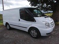 2013 FORD TRANSIT 2.2 260 LIMITED LR 5d 124 BHP £4999.00