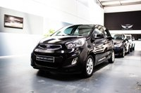 2014 KIA PICANTO 1.0 VR7 5d 68 BHP £4491.00